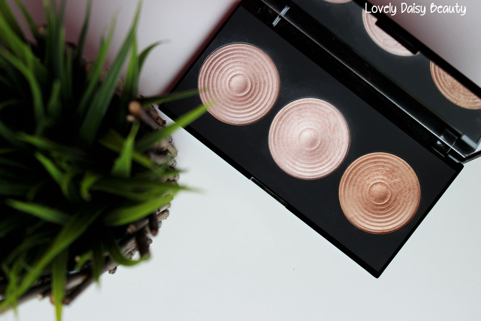 radiance palette makeup revolution