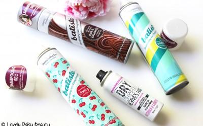 1 shampoing sec, 6 utilisations | 6 ways to use dry shampoo ! 🙆