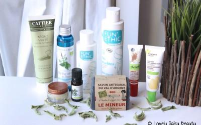 Routine soins anti-imperfections & acné | Naturelle, bio et petit budget