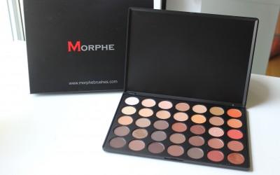 Morphe 35O Palette | La palette de nude parfaite ?