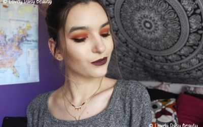 Rust on my Eyes for Fall 🍂🍁 | Monday Shadow Challenge