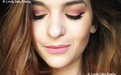 Glamorous Hot Pink & Double Liner 💗| Monday Shadow Challenge
