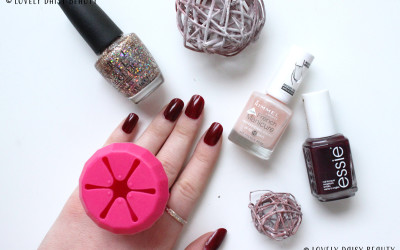 Nail Polish Bottle Holder 💅 | Gadget utile ?