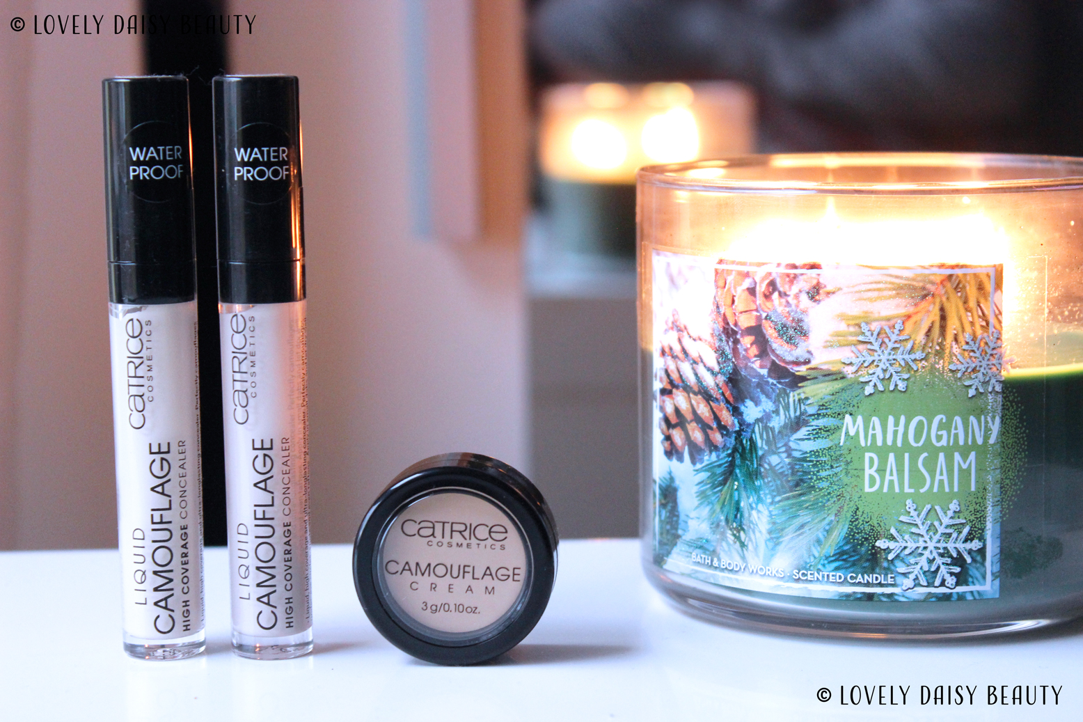 Camouflage Concealer Catrice 1