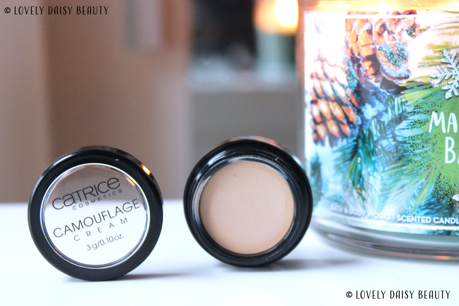 Camouflage Concealer Catrice 6