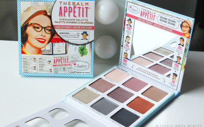 The Balm Appétit Eyeshadow Palette 🍝