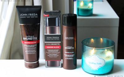 Les soins pigmentants de John Frieda | Brillant Brunette
