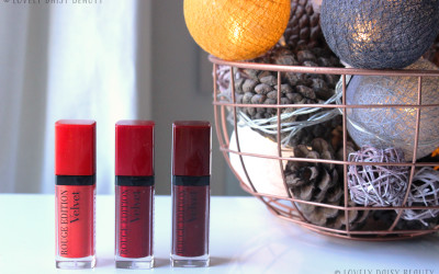 Rouge Edition Velvet 💋 | Bourjois Paris