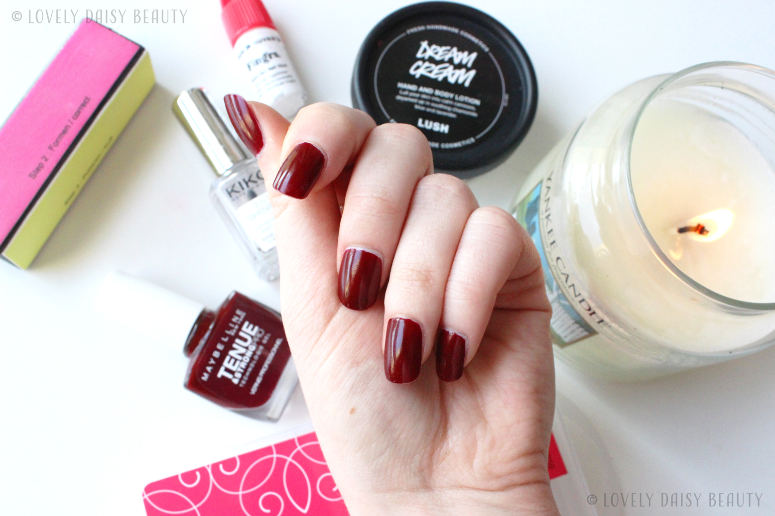 nail routine faux ongles 5