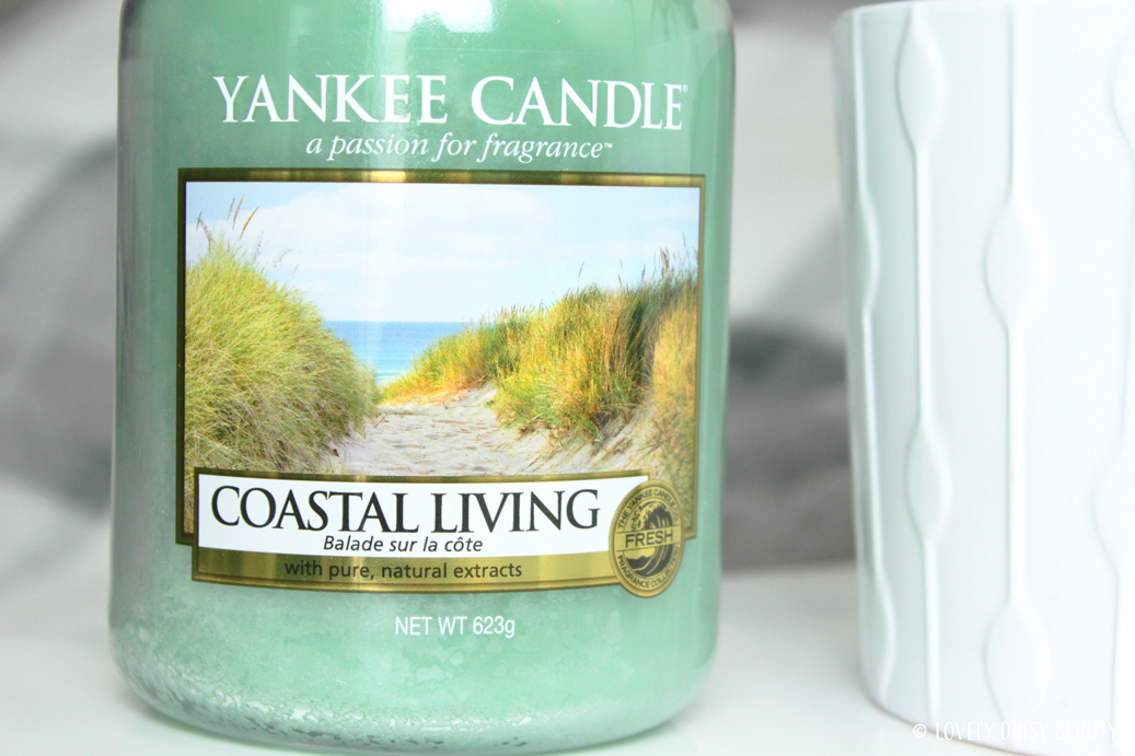 Yankee Candle Coastal Living Candle Large Jar 3