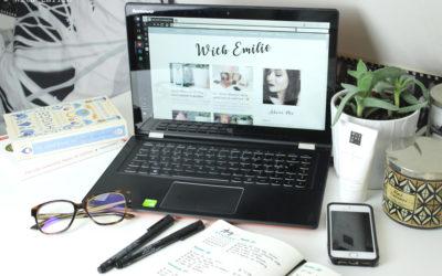 With Emilie | Same Blog, New Beginning 🌓
