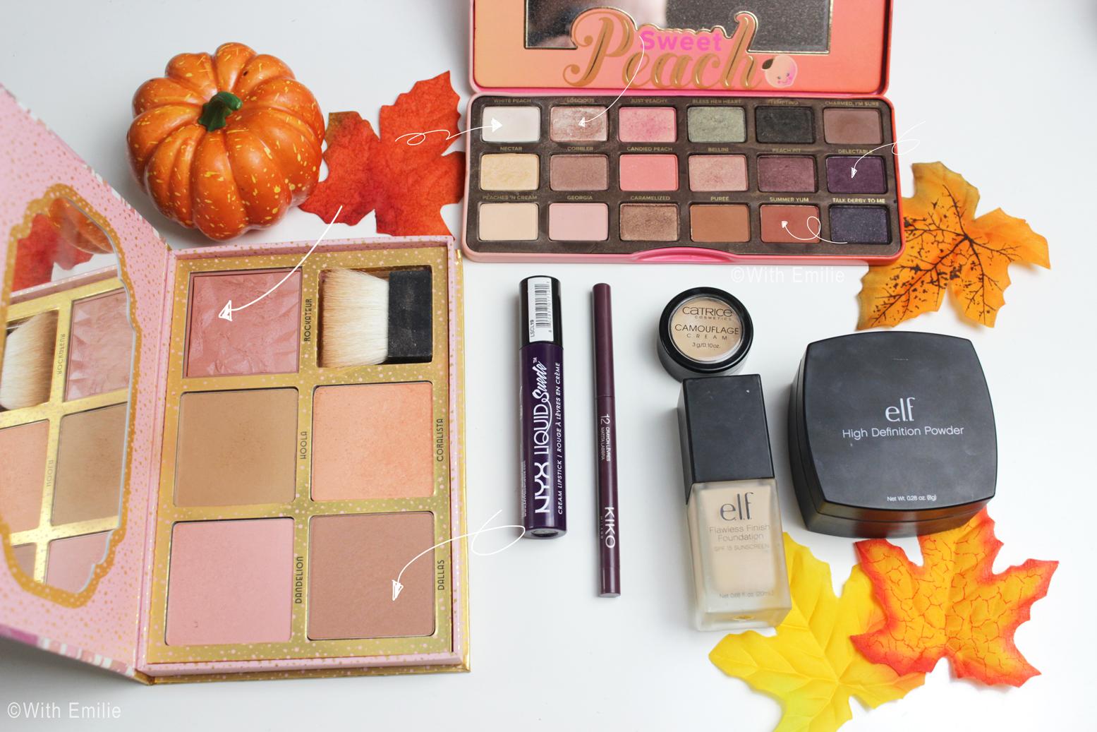 Automne-lèvres-foncées-maquillage-Fall-Makeup-Look (5)