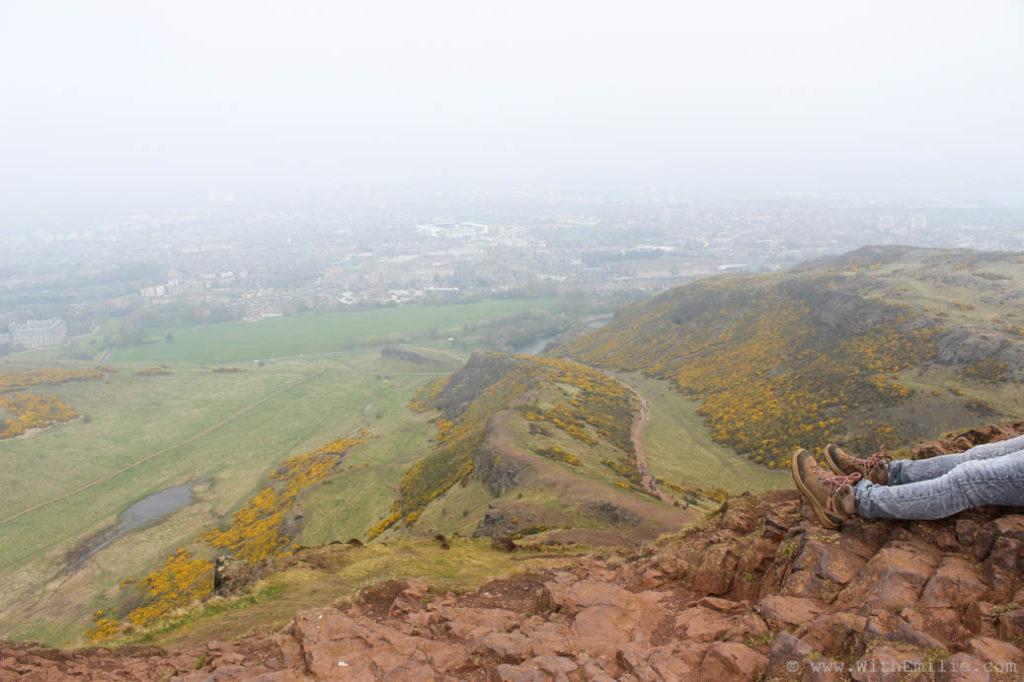 5 activités gratuites à faire à Edimbourg - Edinburgh -WithEmilieBlog - voyager de manière écologique