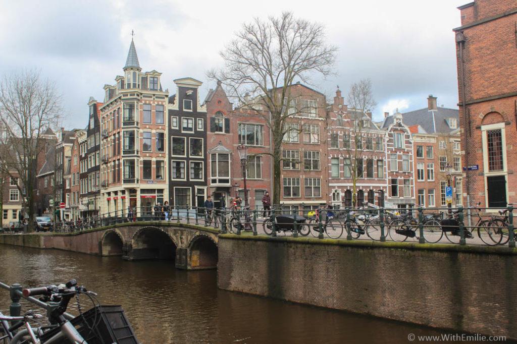 City guide : visiter Amsterdam en 4 jours (+budget)