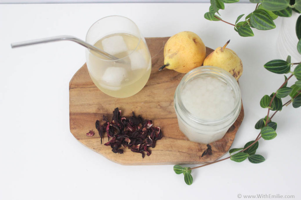 Ma recette de Kéfir fait maison - WithEmilieBlog 2